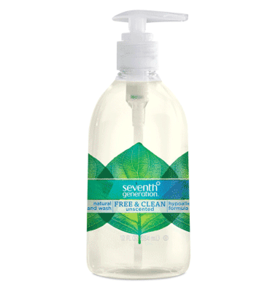 Seventh Generation Free & Clean Hand Wash