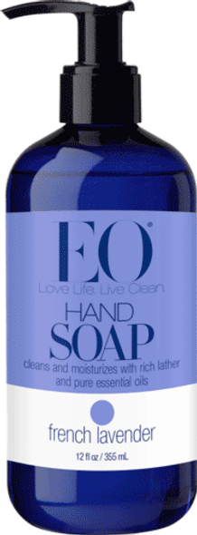 French Lavender Liquid Hand Soap