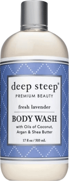 Fresh Lavender Body Wash