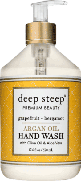 Grapefruit Bergamot Argan Oil Liquid Hand Wash