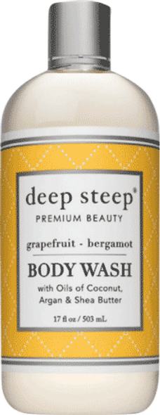 Grapefruit Bergamot Body Wash