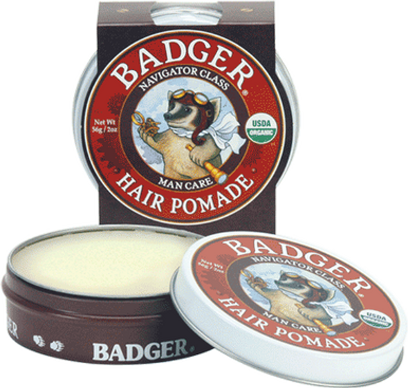 Hair Pomade (Medium Hold)