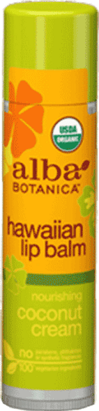 Hawaiian Lip Balm Nourishing Coconut Cream