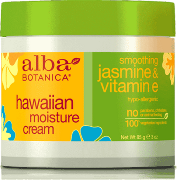 Hawaiian Moisture Cream - Jasmine & Vitamin E