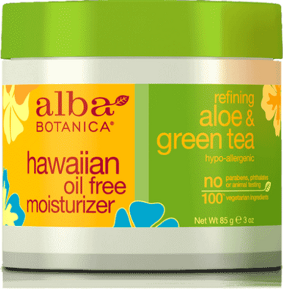 Hawaiian Moisturizer - Refining Aloe & Green Tea
