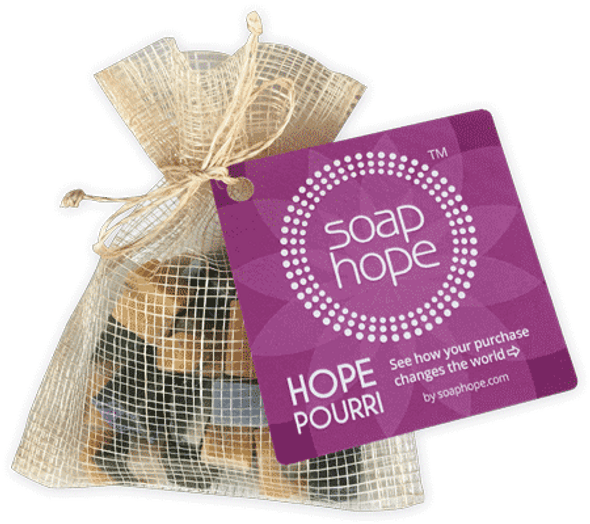 Soap Hope Hope Pourri