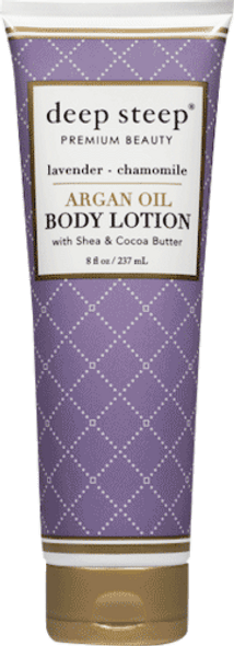 Lavender Chamomile Argan Oil Body Lotion