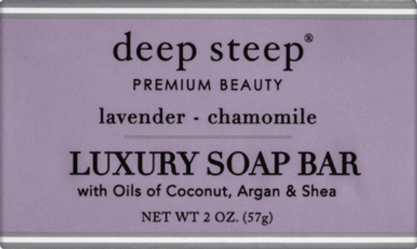 Lavender Chamomile Soap Bar