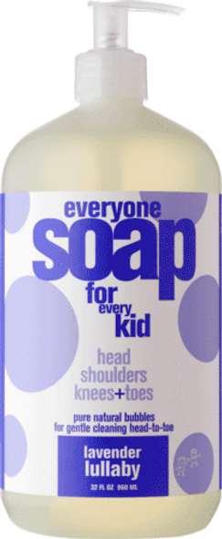 Lavender Lullaby Kids 3 in 1 Soap