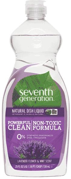 Lavender Scent Dishwashing Liquid