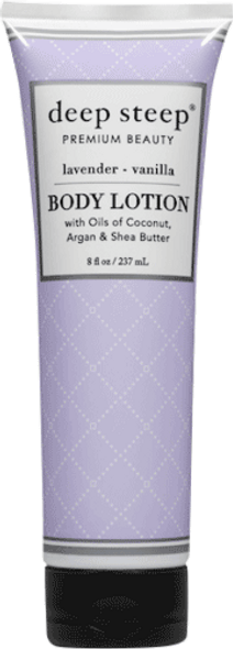 Lavender Vanilla Body Lotion