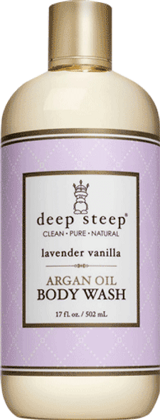 Lavender Vanilla Body Wash
