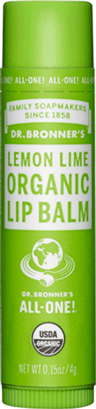 Lemon & Lime Lip Balm