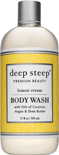 Lemon Cream Body Wash