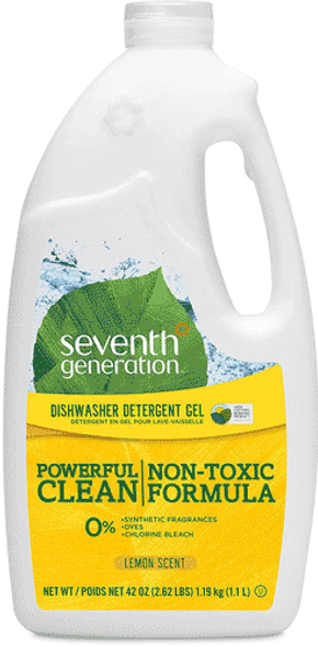 Lemon Dishwash Gel