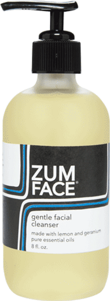 Lemon Geranium Zum Face Gentle Facial Cleanser