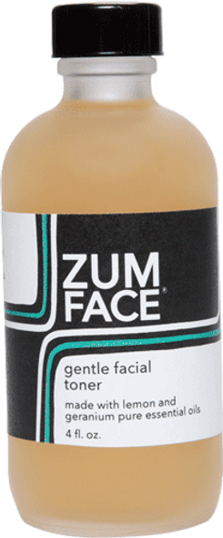 Lemon Geranium Zum Face Gentle Facial Toner