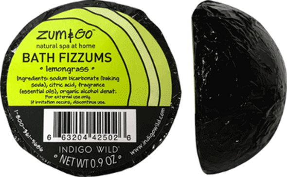 Lemongrass Bath Fizzum