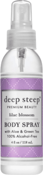 Deep Steep Lilac Blossom Body Spray