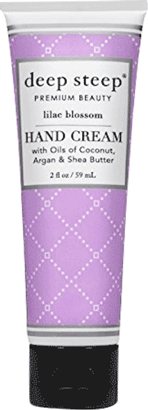 Deep Steep Lilac Blossom Hand Cream