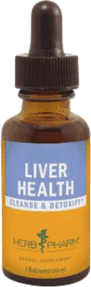 Liver Health - 1 oz. Essential Oil Treatment