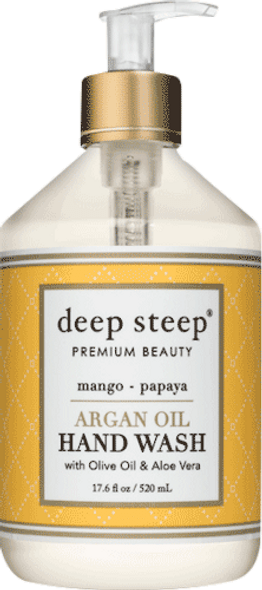 Mango Papaya Argan Oil Liquid Hand Wash