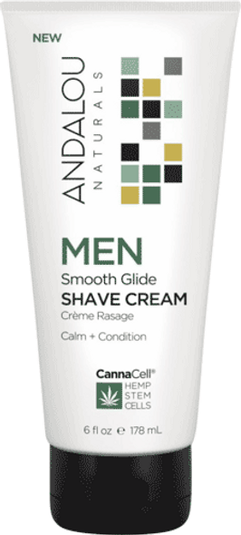 Men Smooth Glide Shave Cream