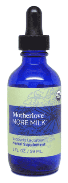More Milk - 2 fl oz. Herbal Extract