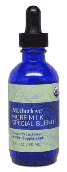 More Milk Special Blend - 2 fl oz. Herbal Extract