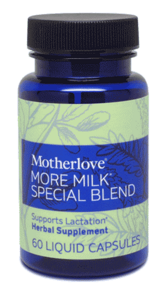 More Milk Special Blend Capsules - 60 caps Herbal Supplement
