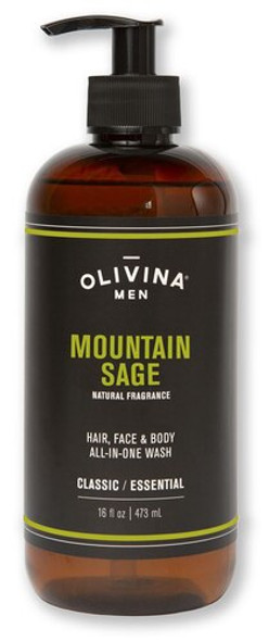 Mountain Sage Shower Gel