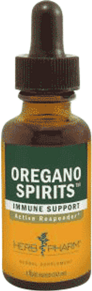 Oregano Spirits - 1 oz. Essential Oil Treatment