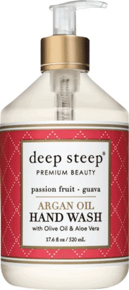 Passion Fruit Guava Argan Oil Liquid Hand Wash