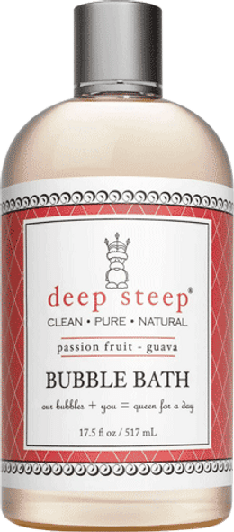 Passion Fruit Guava Bubble Bath