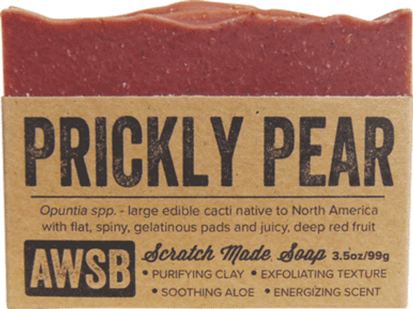 Prickly Pear Organic Soap Bar