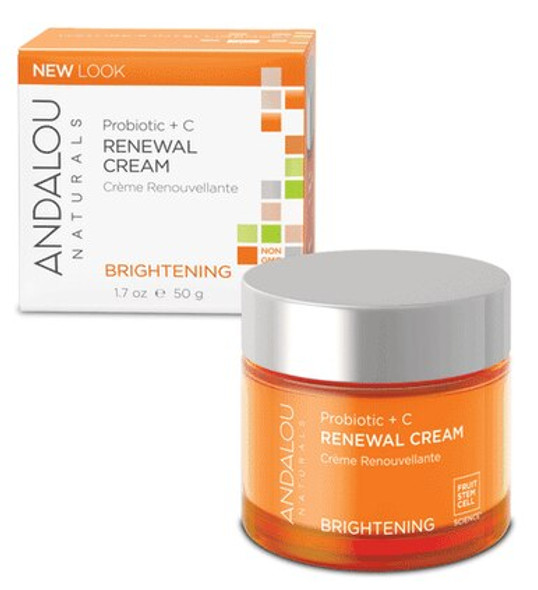 Probiotic + C Renewal Facial Cream