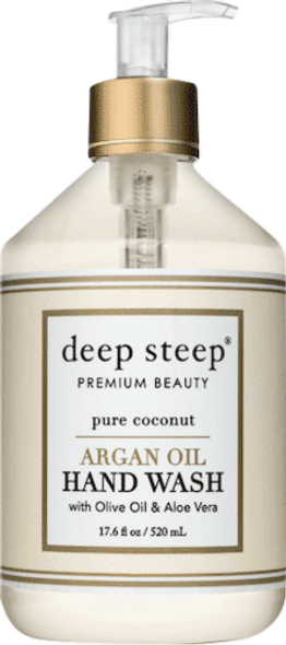 Pure Coconut Argan Oil Liquid Hand Wash