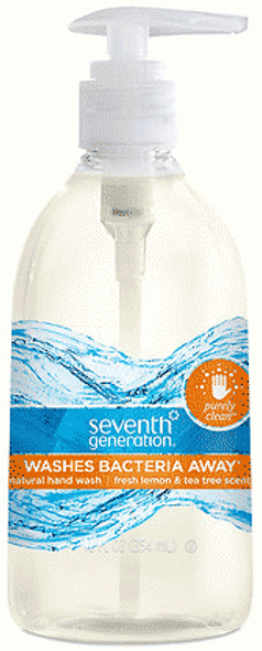 Seventh Generation Purely Clean Hand Wash
