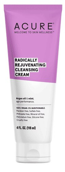 Radically Rejuvenating Cleansing Cream