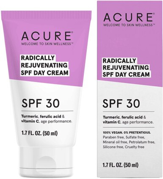 Radically Rejuvenating Spf 30 Day Cream