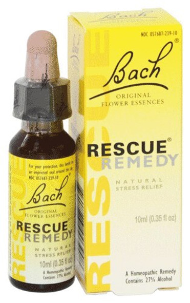 Rescue Remedy - Drops - 10 Ml