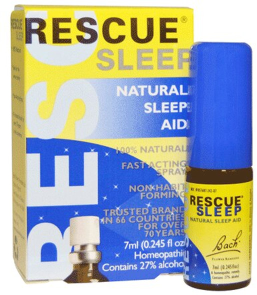 Rescue Sleep - Spray - 7 Ml