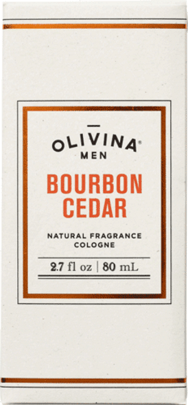 Bourbon Cedar 2.7 fl oz Roll On Cologne