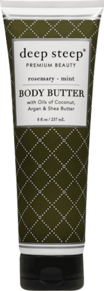 Deep Steep Rosemary Mint Body Butter