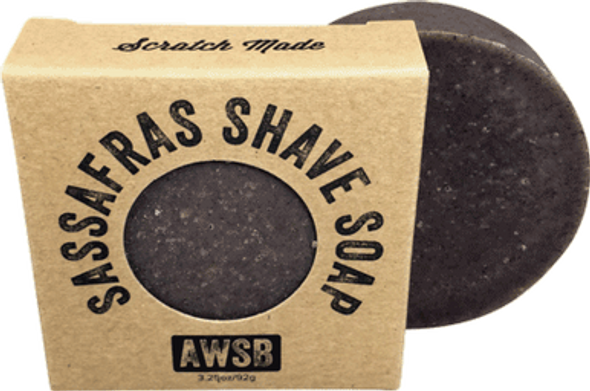 Sassafras Shaving Soap