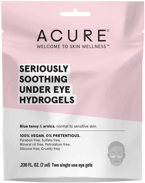 Acure Seriously Soothing Under Eye Hydrogels