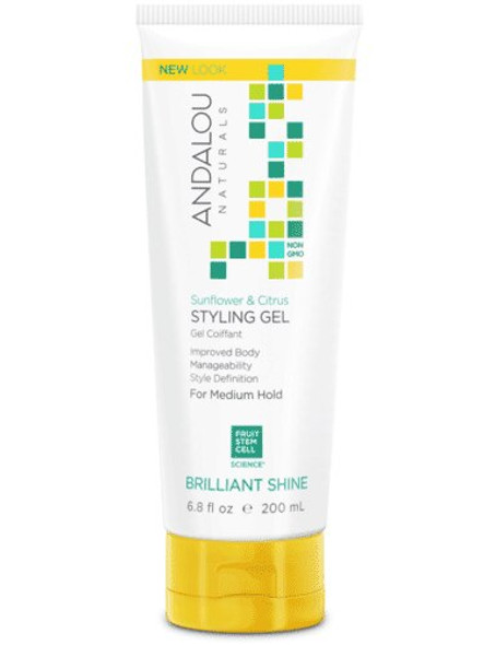 Sunflower And Citrus Hair Gel