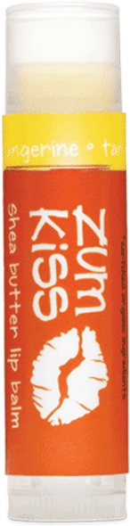 Tangerine Zum Kiss Stick Lip Balm