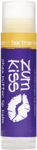 Tea Tree-Lavender Zum Kiss Stick Lip Balm