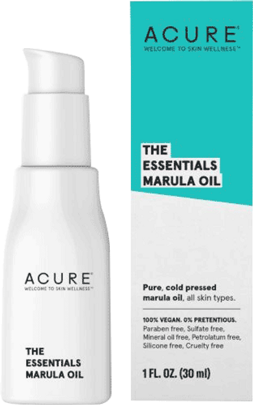 The Essentials Marula Oil